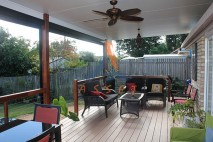 Ground-level-deck,-long-life-decking,-Redbank-Plains