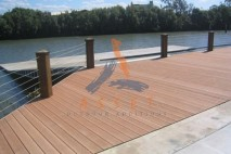 Long life decking, (supplier photo)