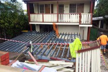Steel-frame-deck,-timber-decking,-Salisbury