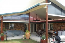 Gable-style-patio,-offset-insulated,-Redland-Bay
