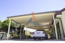 Build over style carport, krank posts, Sunnybank