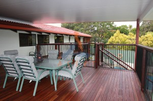 High level deck, Camp Hill (2)