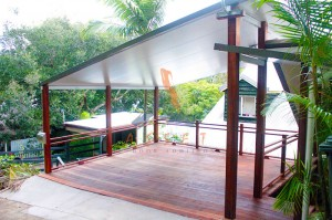 Steel car deck, Toowong (2)