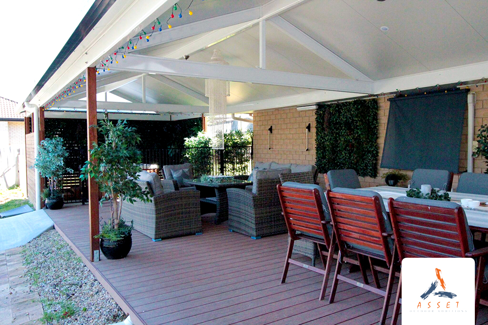 Patio & Deck - The Ultimate Entertainer