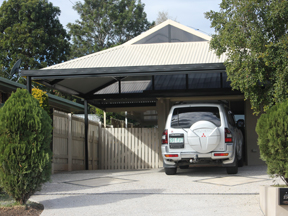 Carport design & build Brisbane