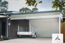 Flyover Carport in Bayside Brisbane, Wellington Point