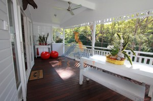 High level deck, Bardon (1)