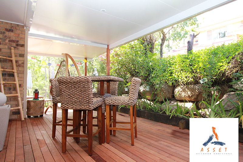 Insulated Patio & Timber Deck Brisbane